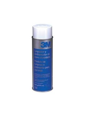 SPRAY 3M LIMPIADOR-PROTECTOR INOX 670 ML